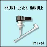 Flush Master FM 430 Front Lever Handle