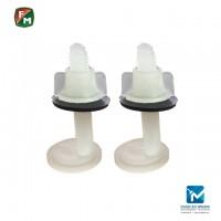 Flush Master SC-P-S-01P Seat & Cover Adjustable Screws (Plastic)