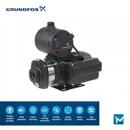 Grundfos Water Booster Pump (1.0HP) - CMB5-37PM1