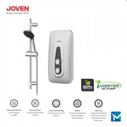 Joven SB11e Series Instant Water Heater (Without Pump / DC Pump) - SB11E, SB11iP