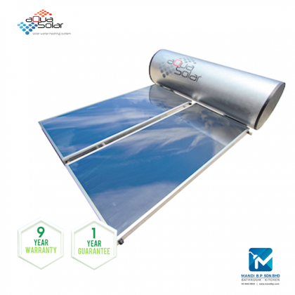Aquasolar  Lite & Easy L66 Solar Hot Water System (66 GAL) - Only for (Klang Valley & Certain Area)