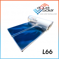 Aquasolar L66 Solar Hot Water System (66 GAL)