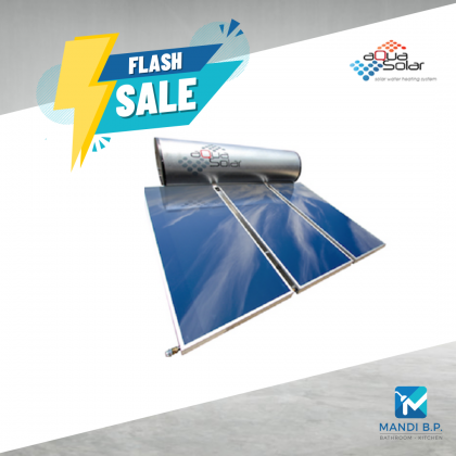 Aquasolar Lite & Easy L80 Solar Hot Water System (80 GAL) - Only for (Klang Valley & Certain Area)