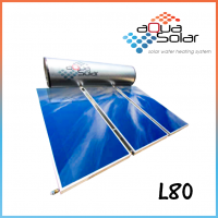 Aquasolar L80 Solar Hot Water System (80 GAL)