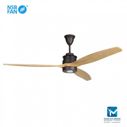 "NSB OVIO 60"" Ceiling Fan with Light"