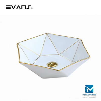 Evans Art Countertop Basin