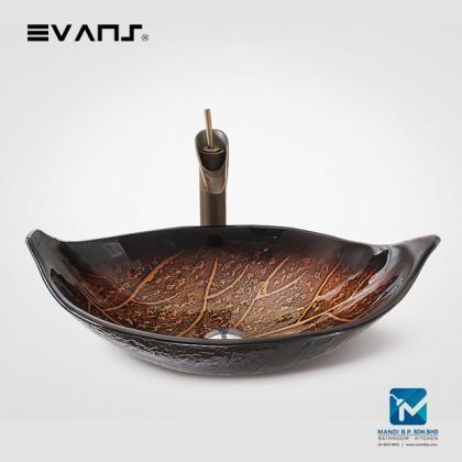 Evans Art Glass Basin - EVAB1154