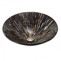 Evans Art Glass Basin EVAB1065