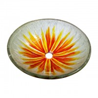 Evans Art Glass Basin - EVAB1601