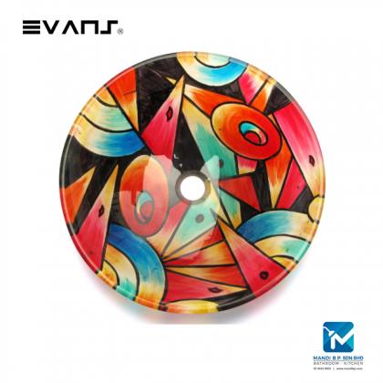 Evans Art Glass Basin -EVAB10087