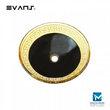 Evans Art Glass Basin - EVAB1606
