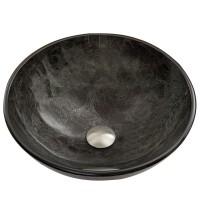 MD Art Glass Basin